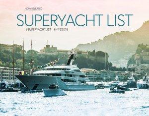 mys yachts list