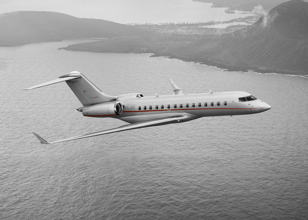 vistajet-bombardier-global-6000-in-flight